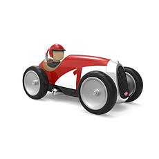 Achat Mes premiers jouets Voiture en Métal Racing Car - Rouge