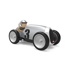 Achat Mes premiers jouets Voiture en Métal Racing Car - Argent