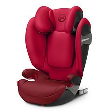 Achat Siège auto et coque Siège Auto Solution S-Fix Isofix Groupe 2/3 - Rebel Red