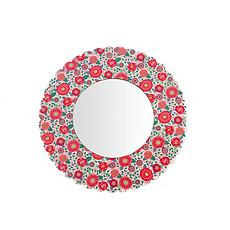 Achat Miroir Miroir Fleurs - Salomé