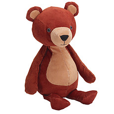 Achat Peluche Folksy Foresters Ours