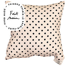 Achat Coussin Coussin - Black Dots