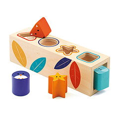Boîtes à forme