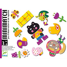 Achat Mes premiers jouets Jeux de Cartes MiniMatch
