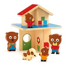 Achat Mes premiers jouets Minihome