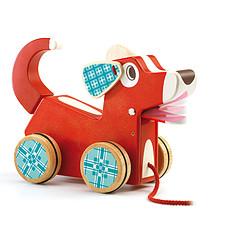 Achat Mes premiers jouets Jouet à traîner - WoofyDog