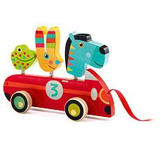 Achat Mes premiers jouets Jouet à traîner - Zebro & Co