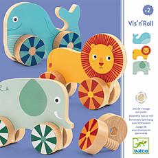 Achat Mes premiers jouets Vis'n'Roll - Jouet d'Eveil