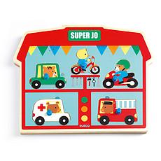 Achat Mes premiers jouets Puzzle Sonore - Super Jo