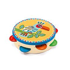 Achat Mes premiers jouets Tambourin Animambo