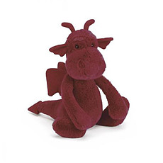 Achat Peluche Bashful Dragon - Peluche Dragon 31 cm