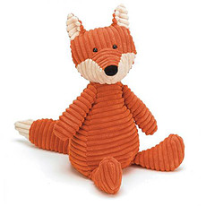 Achat Peluche Cordy Roy Fox - Petite Taille