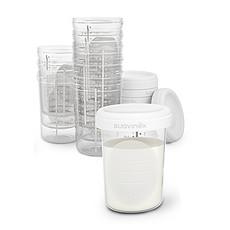 Achat Tire-lait 10 Pots de Conservation
