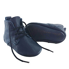 Achat Chaussons & Chaussures Bottines Charlie 18/24 mois - Bleu Minéral