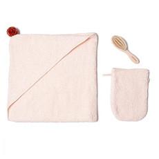 Achat Linge & Sortie de bain Set de Bain Bébé So Cute - Rose