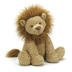 Achat Peluche Fuddlewuddle Lion - Huge