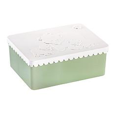 Achat Vaisselle & Couvert LunchBox Polar - Blanc / Vert