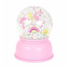 Achat Objet décoration Boule à Neige Lumineuse Licorne