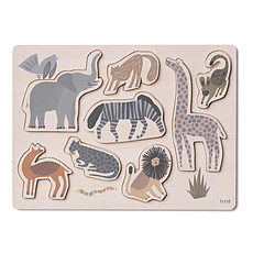 Achat Mes premiers jouets Puzzle Safari