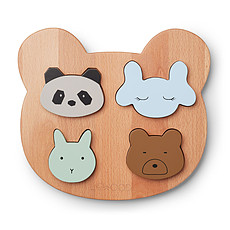 Achat Mes premiers jouets Puzzle Lulu - Mr. Bear