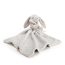 Achat Doudou Blossom Silver Bunny Soother