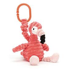 Achat Accessoires poussette Jouet de Poussette Cordy Roy Baby Flamingo Jitter