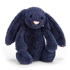 Achat Peluche Bashful Navy Bunny - Medium