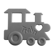 Achat Dentition Jouet de Dentition Train - Gris