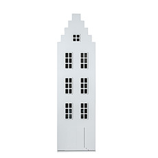 Achat Armoire Armoire Amsterdam Escalier - Blanc