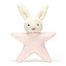 Achat Hochet Star Bunny Pink Rattle