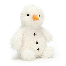 Achat Peluche Pudding Snowman