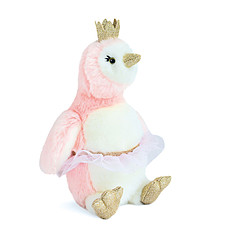 Achat Peluche Pigloo - Rose