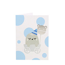 Achat Anniversaire & Fête Carte Naissance Baby Boy