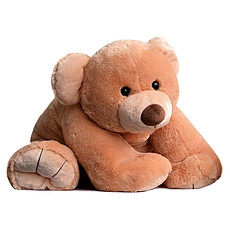 Achat Peluche Grande Peluche Ours Gros'Ours 65 cm
