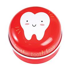 Achat Soin & Dentition Boite à Dents Rouge