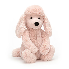 Achat Peluche Bashful Poodle - Medium