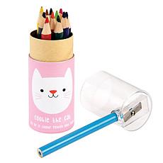 Achat Mes premiers jouets Crayons de Couleurs Cookie Chat