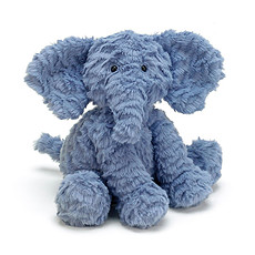 Achat Peluche Fuddlewuddle Elephant - Medium