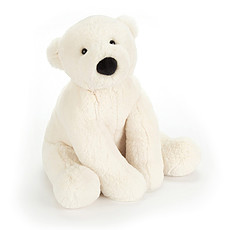 Achat Peluche Perry Polar Bear - Medium