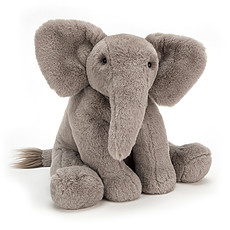 Achat Peluche Emile Elephant -Medium