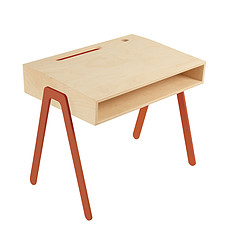 Achat Table & Chaise Bureau Orange