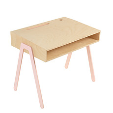 Achat Table & Chaise Bureau Rose