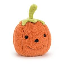 Achat Peluche Petite Peluche Fluffy Pumpkin 8 cm