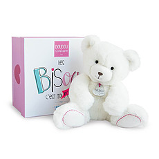 Achat Peluche UNICEF - Ours Blanc - 30 cm