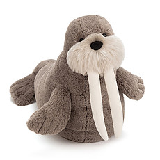 Achat Peluche Willie Walrus