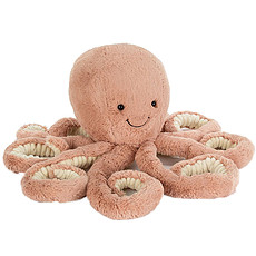 Achat Peluche Odell Octopus - Really Big