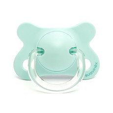 Achat Succion Sucette Fusion Physio Silicone - 2/4 mois Turquoise Total Look