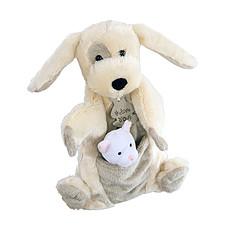 Achat Marionnette Marionnette Chien et son petit Chat