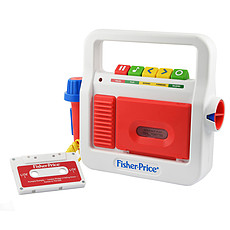 Achat Mes premiers jouets Magnétophone Fisher Price Classic