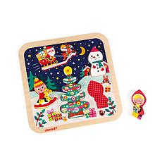 Achat Mes premiers jouets Puzzle La Magie de Noël